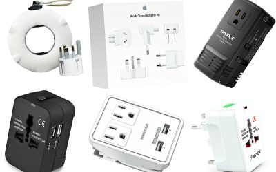 Voltage Converter vs. Travel Adapter: How do They Work?