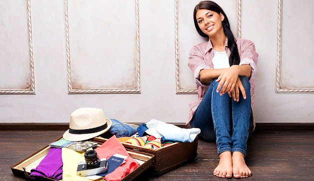 5 Simple Productivity Tips to Stay Organized while Traveling