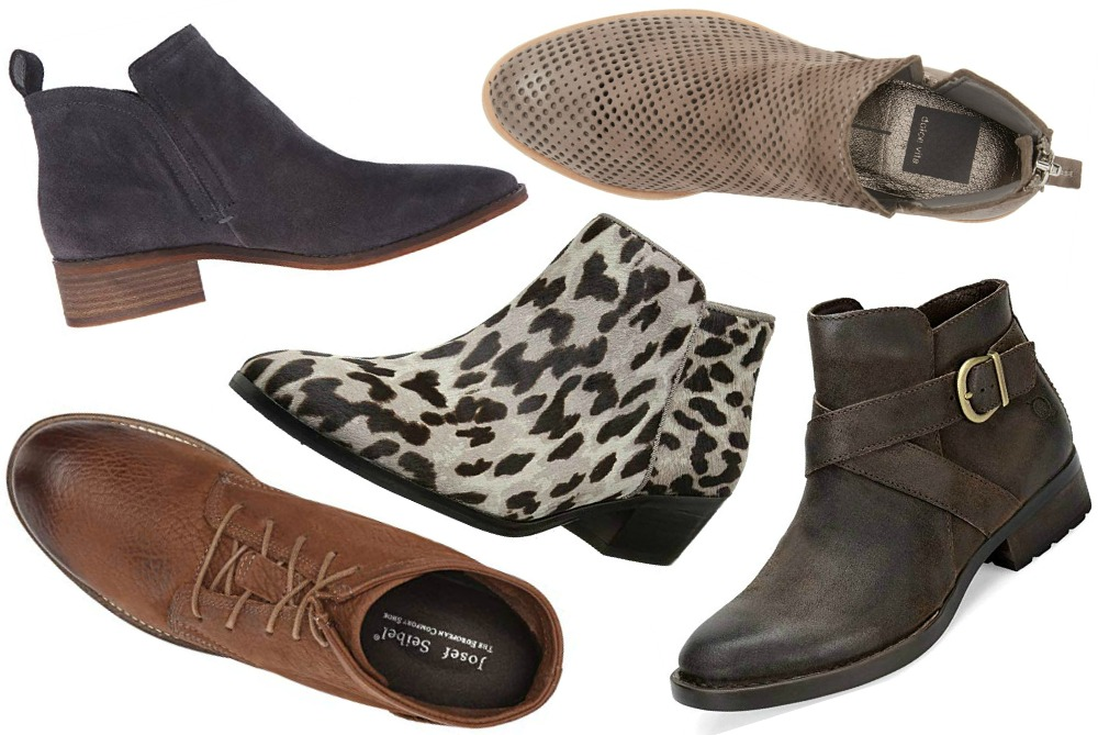 Shop the Best Ankle Boots for Fall 2018 (travel with them through Spring!)