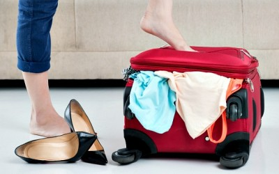 The Travel Shoe Disaster that Nearly Broke My Feet