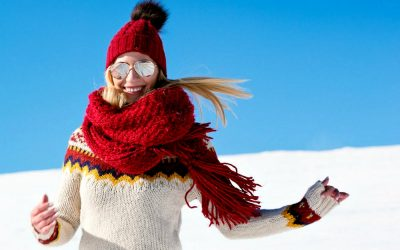 Wrap Up This Season with These Stylish Winter Scarves