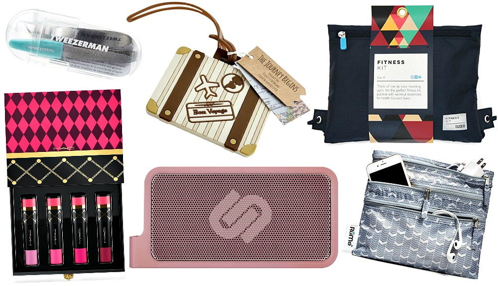 10 Last Minute Stocking Stuffers for the Traveler on Your List