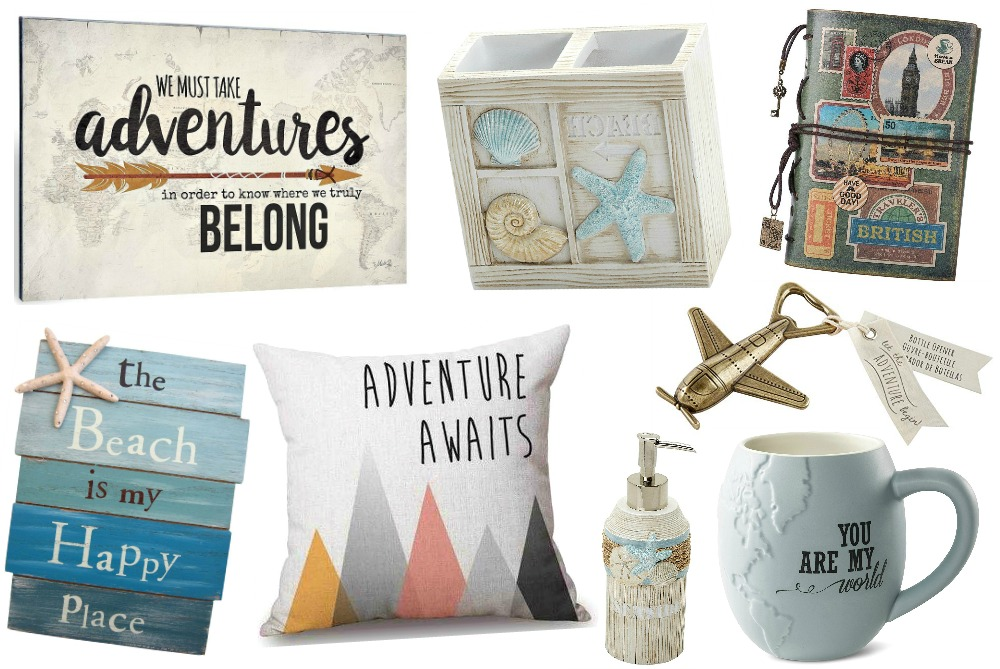 Travel Gifts for Home: Home is Where The Heart Is