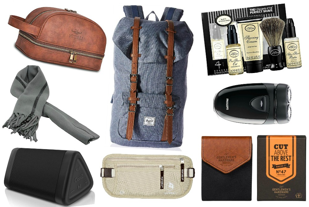 15 Travel Gifts for Men He's Sure to Love