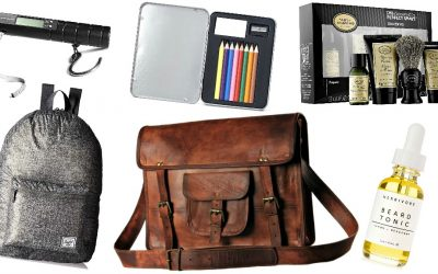 Best Travel Gifts for Men (He'll Actually Like!)