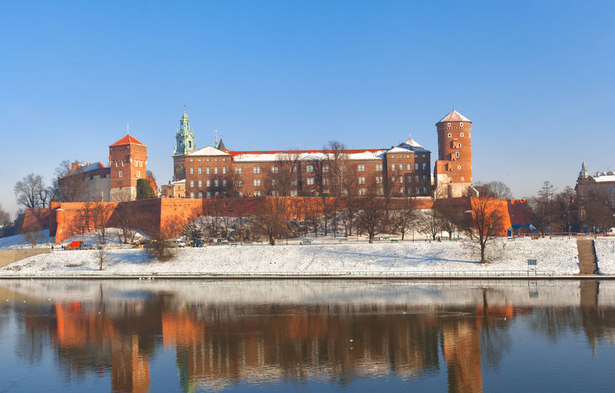 What to Wear in Poland: Winter in Krakow
