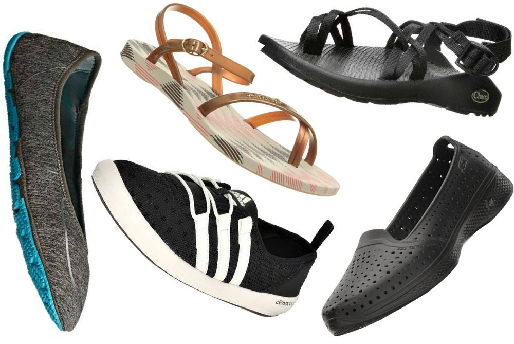 Water Shoes for Women: Styles for the Sea, Sand, Jungle, and All Adventures in Between