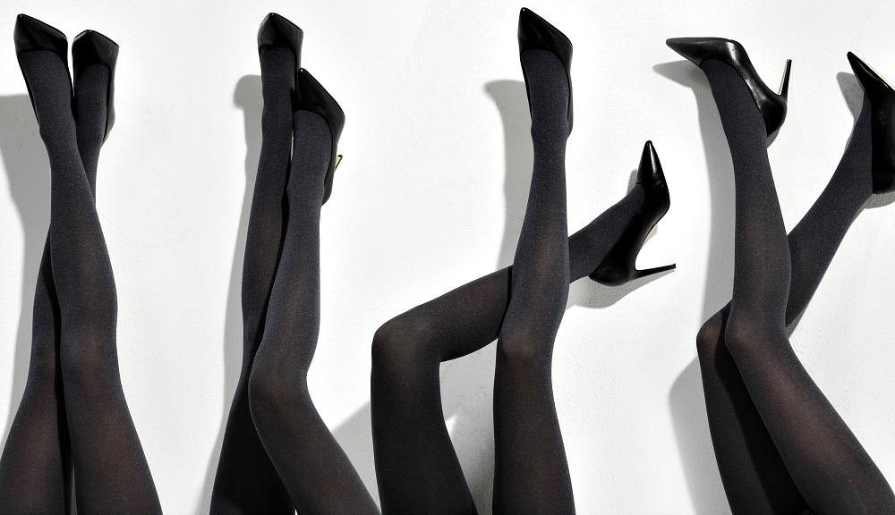 Best Black Tights for Women Who Travel for Business or Fun