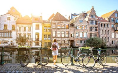 What to Wear in Belgium in Spring, Summer, and Fall
