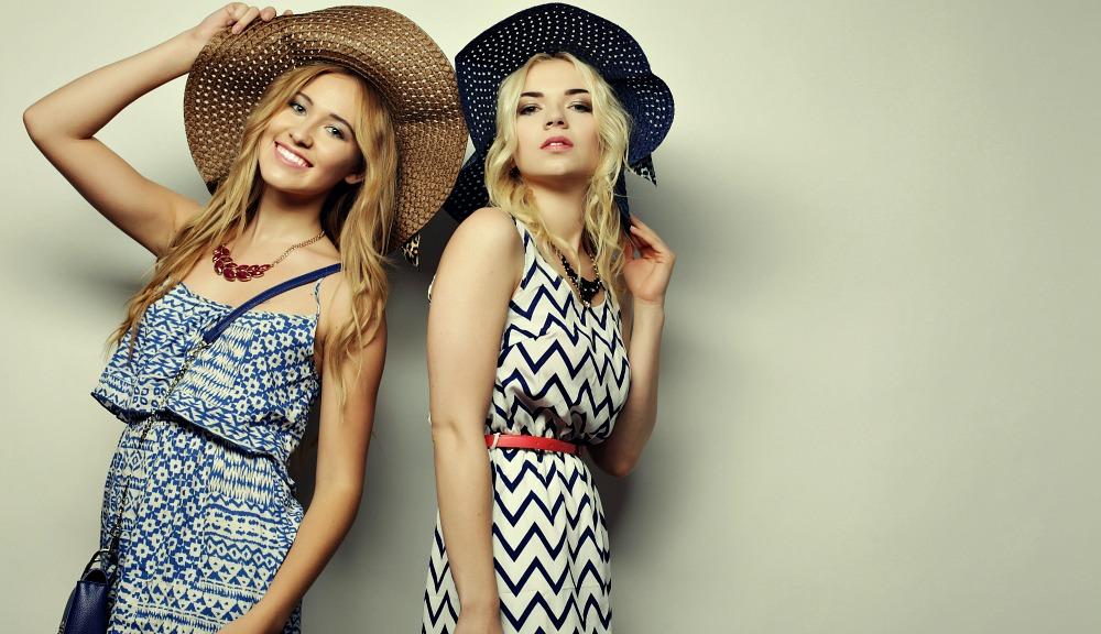 Feminine Clothing for Spring: Ruffles, Pleats, Linen, and Silk
