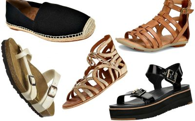 Cute Summer Sandals for Women: Amp up your Vacation Style