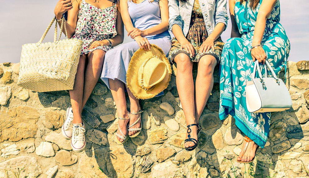 The Perfect Memorial Day Outfits for a Sunny Weekend Trip