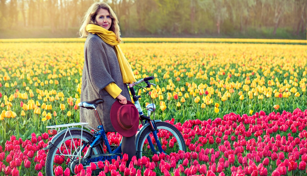 What To Wear In The Netherlands Windmills Tulips And Cheese
