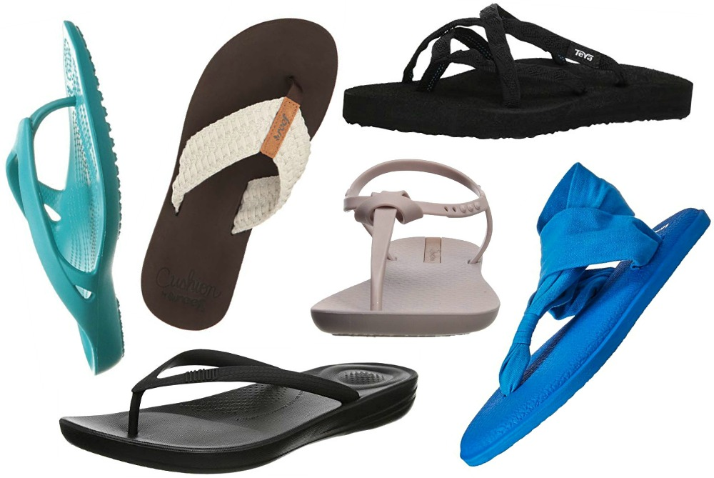 10acc797277ae0 11 Most Reader Recommended Womens Flip Flops