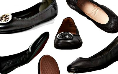 The Best Black Flats for Travel