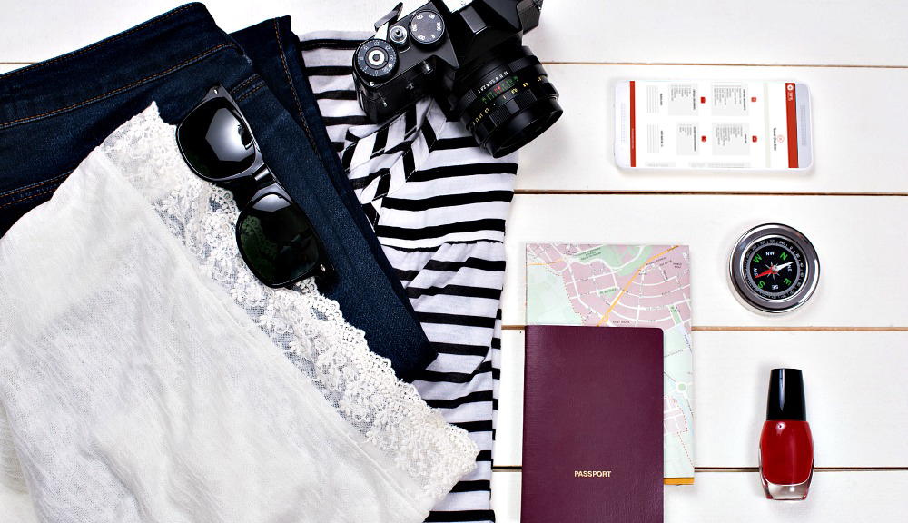 The Ultimate Packing List for Vacation (with Printable Travel Checklist)