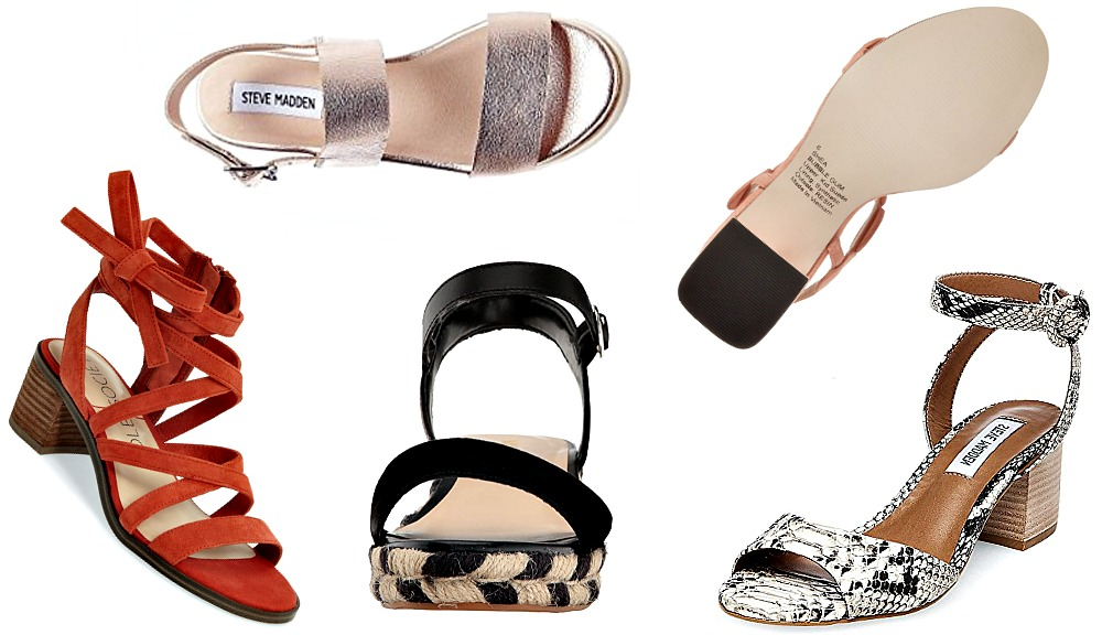 Everyone Loves Sandals for Summer Vacation: Here are 5 Styles to Shop Now