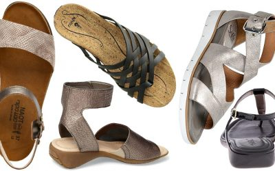 13 Comfortable Walking Sandals that Don't Sacrifice Style