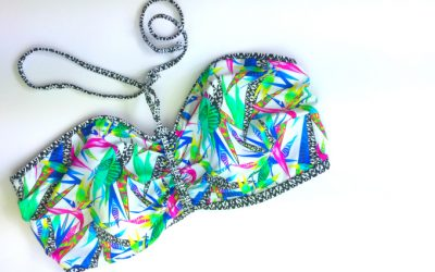 Vacationworthy Underwire Bikini Tops and Bra Sized Swimwear by Cup Size
