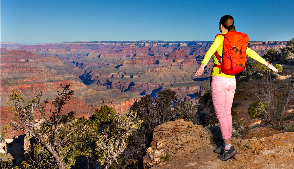 What To Wear To The Grand Canyon Clothing Tips For Fall