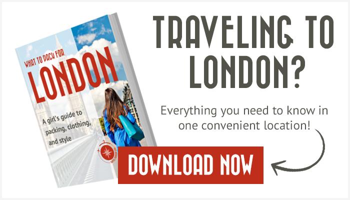 london-packing-list-essentials