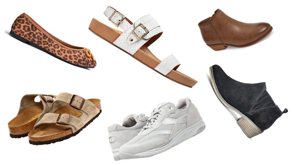 10 Comfortable and Cute Shoes for Wide Feet