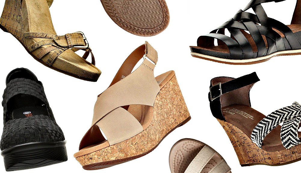 8 Most Comfortable Wedges for Travel 2018