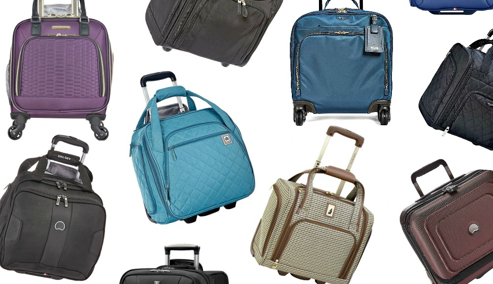 Best Under Seat Luggage and How to Pack with Minimal Space 557073e2c1b85