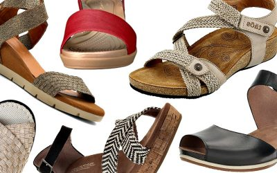 10 of the Most Comfortable Wedges for Travel 2018