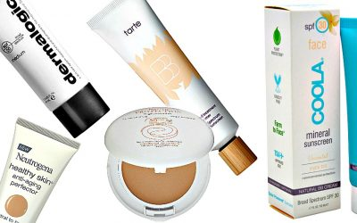 What's the Best Tinted Sunscreen for Your Face? Here's 10 Products