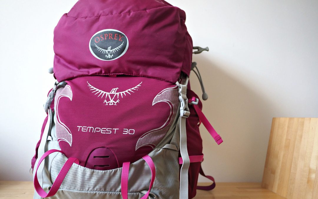 Osprey Tempest 30 Backpack Review abfe29f1da