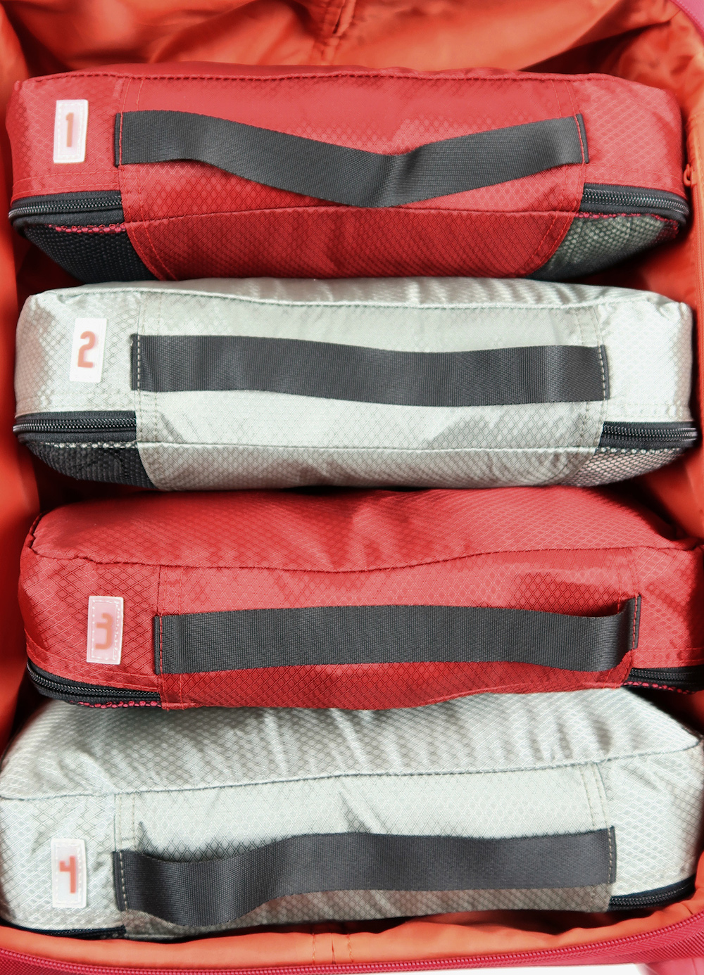 The ultimate packing cubes!