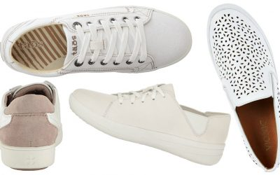 8 Best White Sneakers for Jetsetters