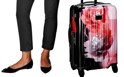 Tumi V3 International Carry On Review