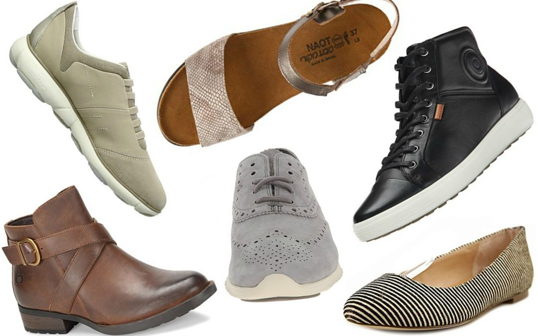 Best Fashionable Walking Shoes For Travel