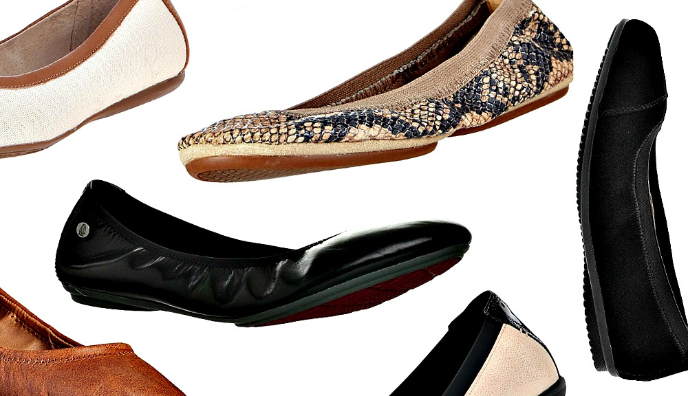 The Most Comfortable Ballet Flats for Travel (they're Cute, too!)
