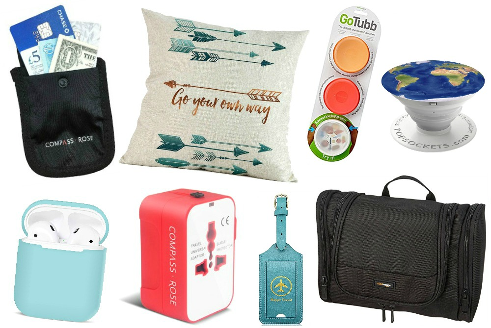 Cheap Travel Gifts 20 Stocking Stuffers Under 10