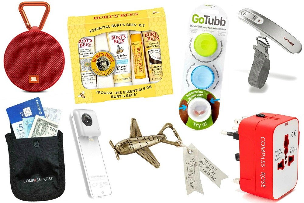 20 Last Minute Stocking Stuffers for the Traveler on Your List