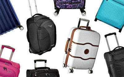 Suitcase Recommendations: Travel Experts Reveal Top Luggage Brands 2018