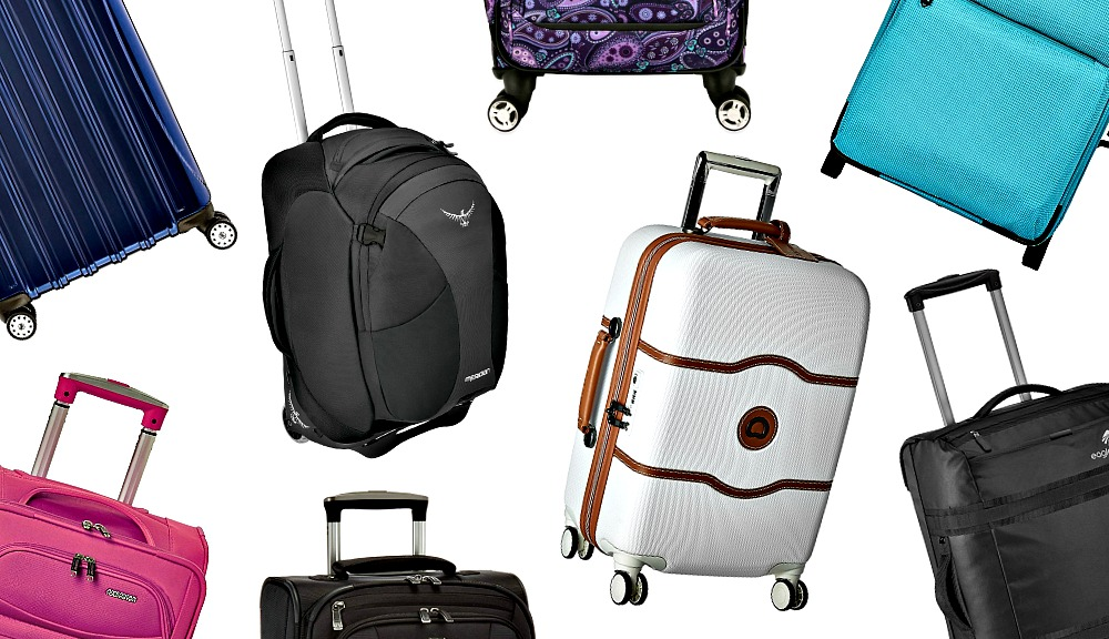 Suitcase Recommendations  Travel Experts Reveal Top Luggage Brands 89915d392933a