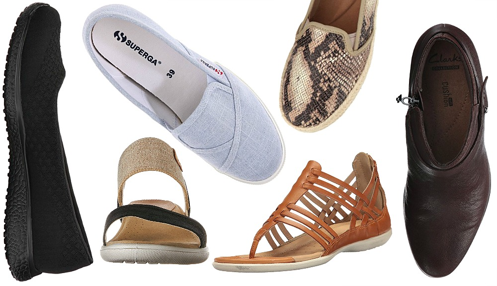 20 comfortable and walking shoes for travel 2018