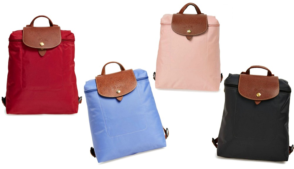 2a1478994fee Le Pliage Longchamp Backpack Review  Why is this Bag so Popular for Travel