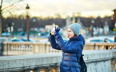 How to Pack Carry-on Only for 2 Weeks in Europe in Winter