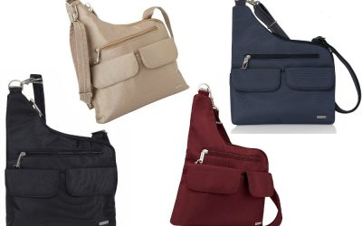Travelon Crossbody Bag Review: the #1 Selling Purse for Female Travelers