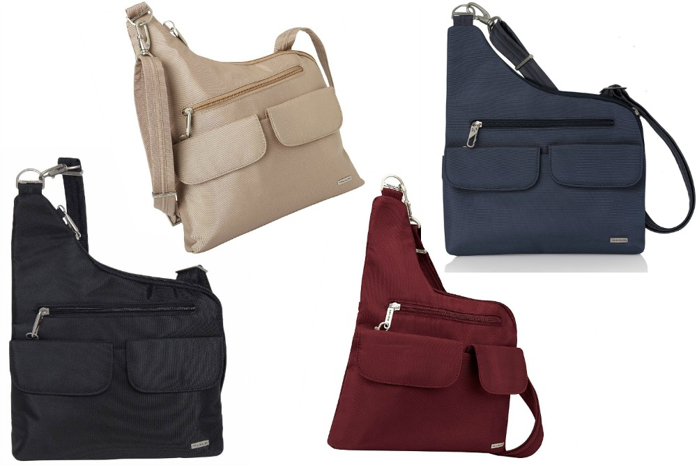 Travelon Crossbody Bag Review: The #1 Selling Travel Purse is on Sale!
