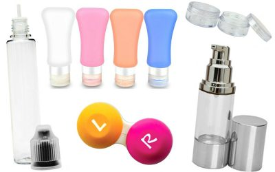 How to Pack Creams, Toners, Foundation, and other Liquids