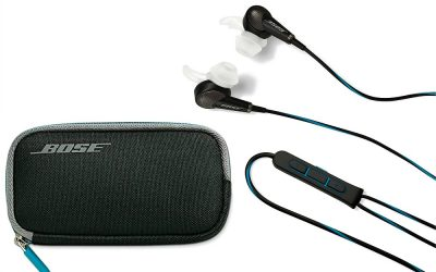 Bose QuietComfort 20 Review: Noise Cancelling Headphones