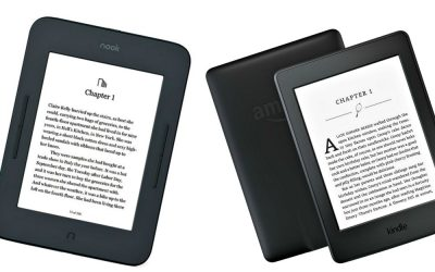 What's the Best Reading Device for Travel: Nook or Kindle?