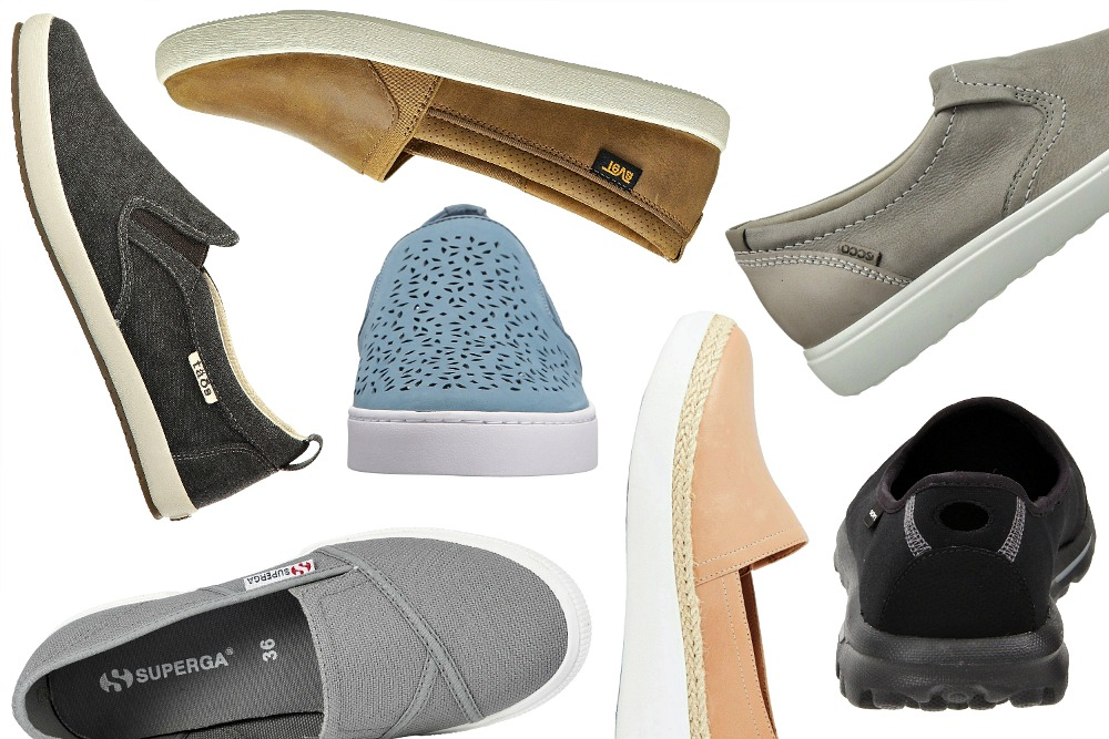 What are the Best Slip On Sneakers for Travel? These are 14 of the Most Comfortable Styles