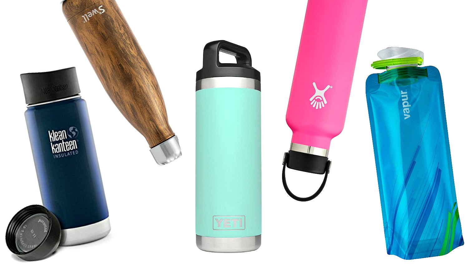What S The Best Travel Water Bottle Our 7 Favorite Options